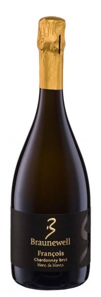 Francois Sekt Chardonnay brut blanc de blancs