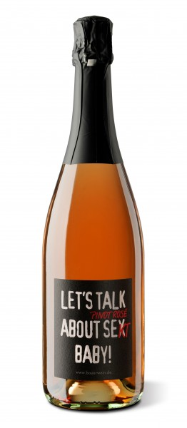 Lets Talk About Pinot Rosé Sekt