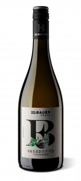 Nußdorfer Viognier trocken Ortswein