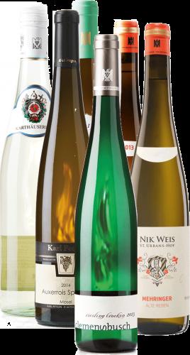 Best of Mosel - 6er Weinpaket