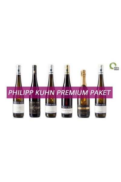 Philipp Kuhn Premium 6er Weinpaket