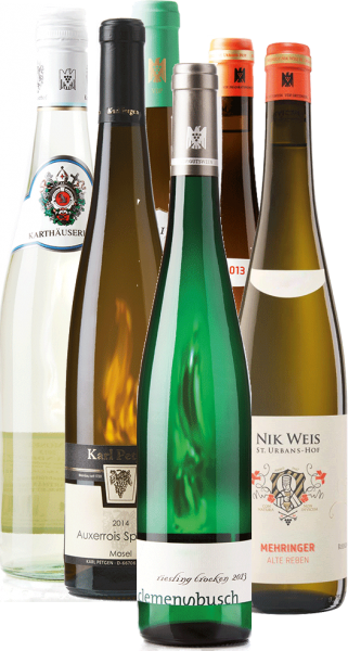 Best of Mosel - 6er Weinpaket