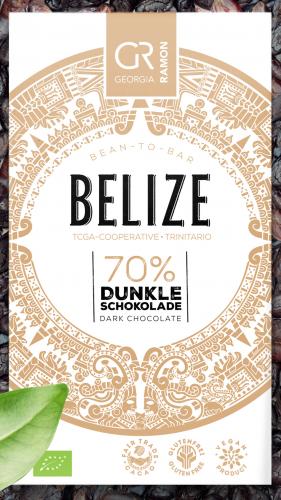Bio-Belize 70 % - Dunkle Schokolade
