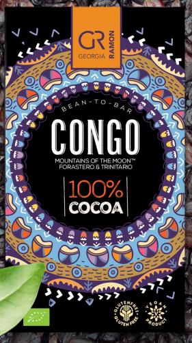 Bio-Congo 100 % - Kakaomasse