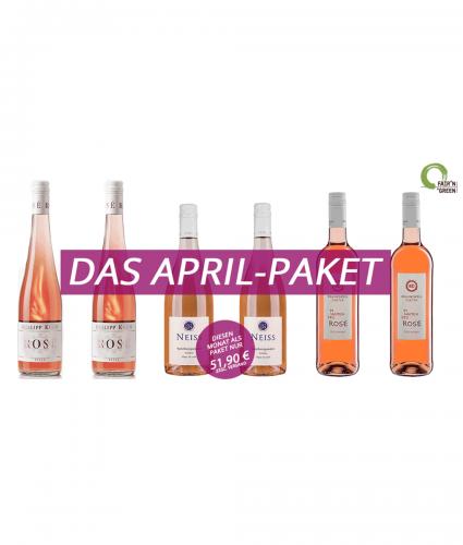 Wein-Monatspaket April 2018