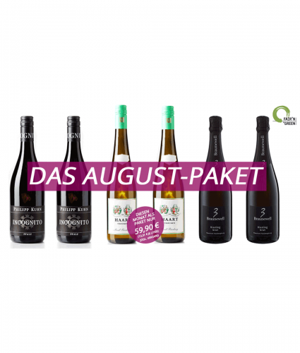 August Monatspaket 2018