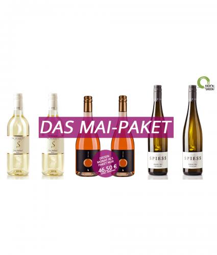 Wein-Monatspaket Mai 2018