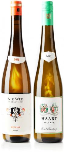 Mosel Riesling Basic - 2er Weinpaket