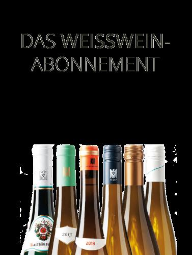 Das Weisswein Abonnement
